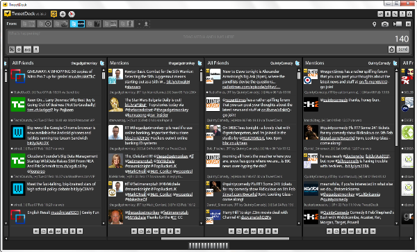 Old TweetDeck